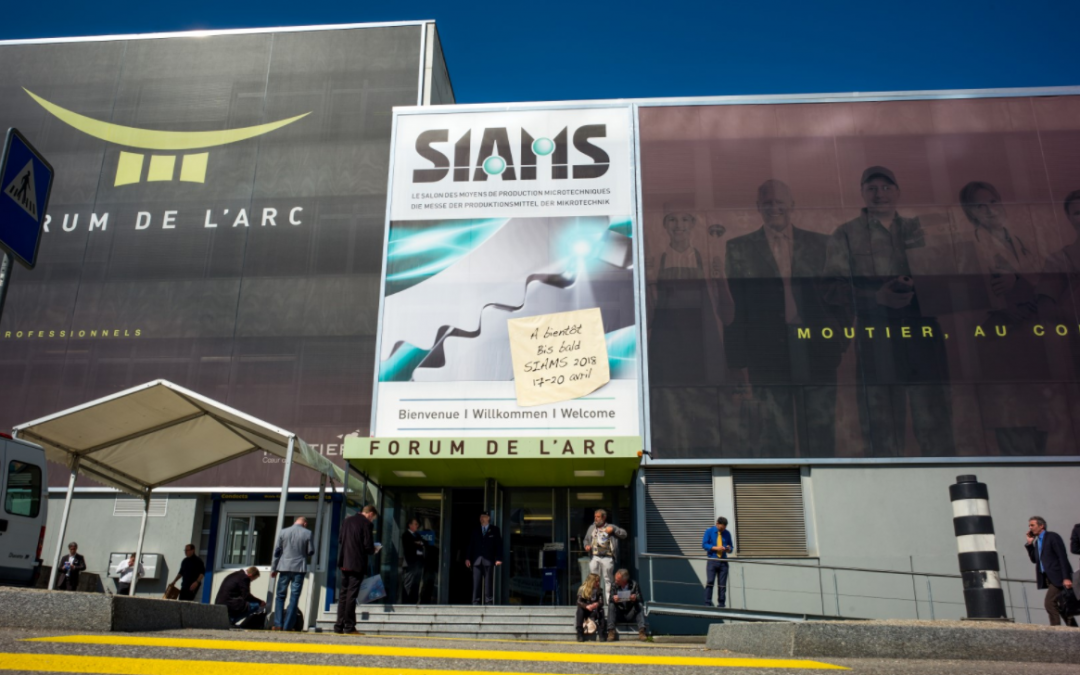 Starc Sàrl au salon du SIAMS