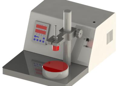 Système de mesure laser 1